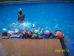 Natación o no natación